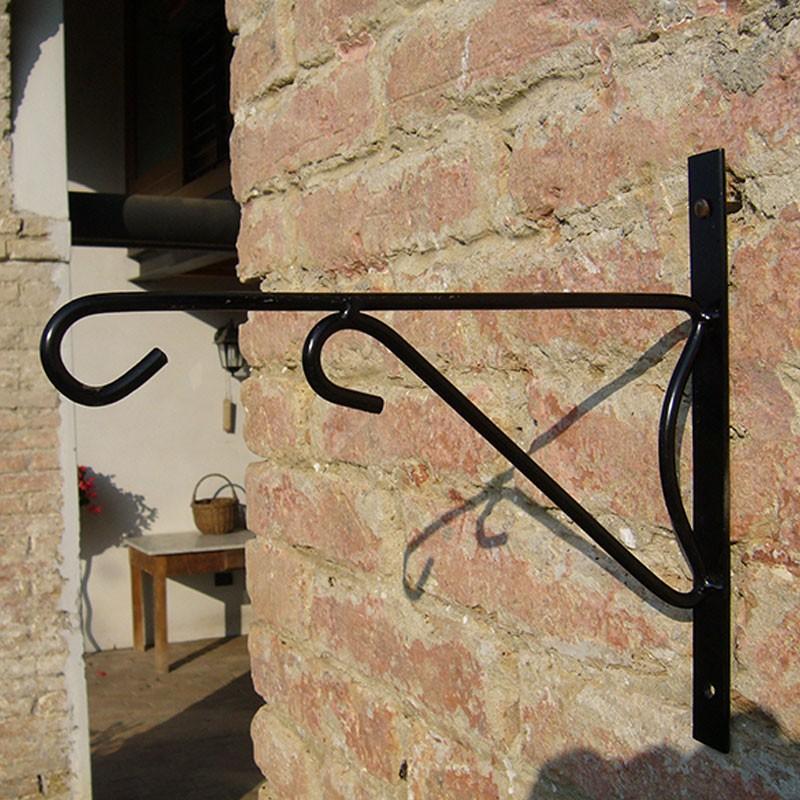 Mensola per portavaso pendolo