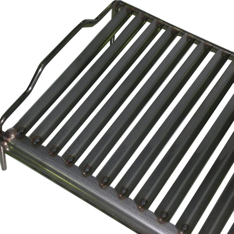Griglie in acciaio inox 430