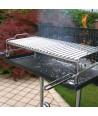 Barbecue Maxi con griglia in acciaio inox 304 regolabile