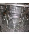 Barbecue a gas per ristorazione modello Giostra